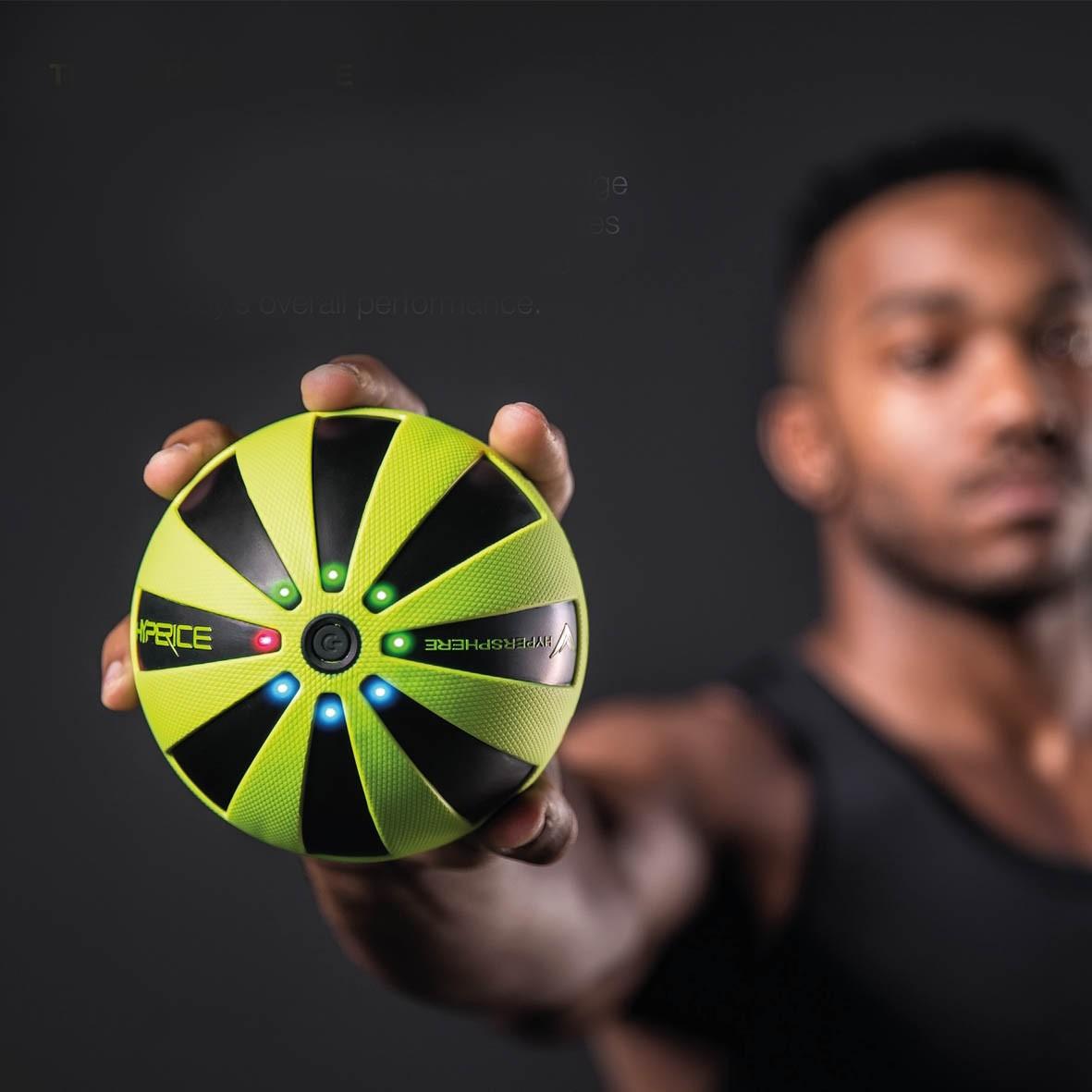 Hyperice - Hypersphere schwarz/grün