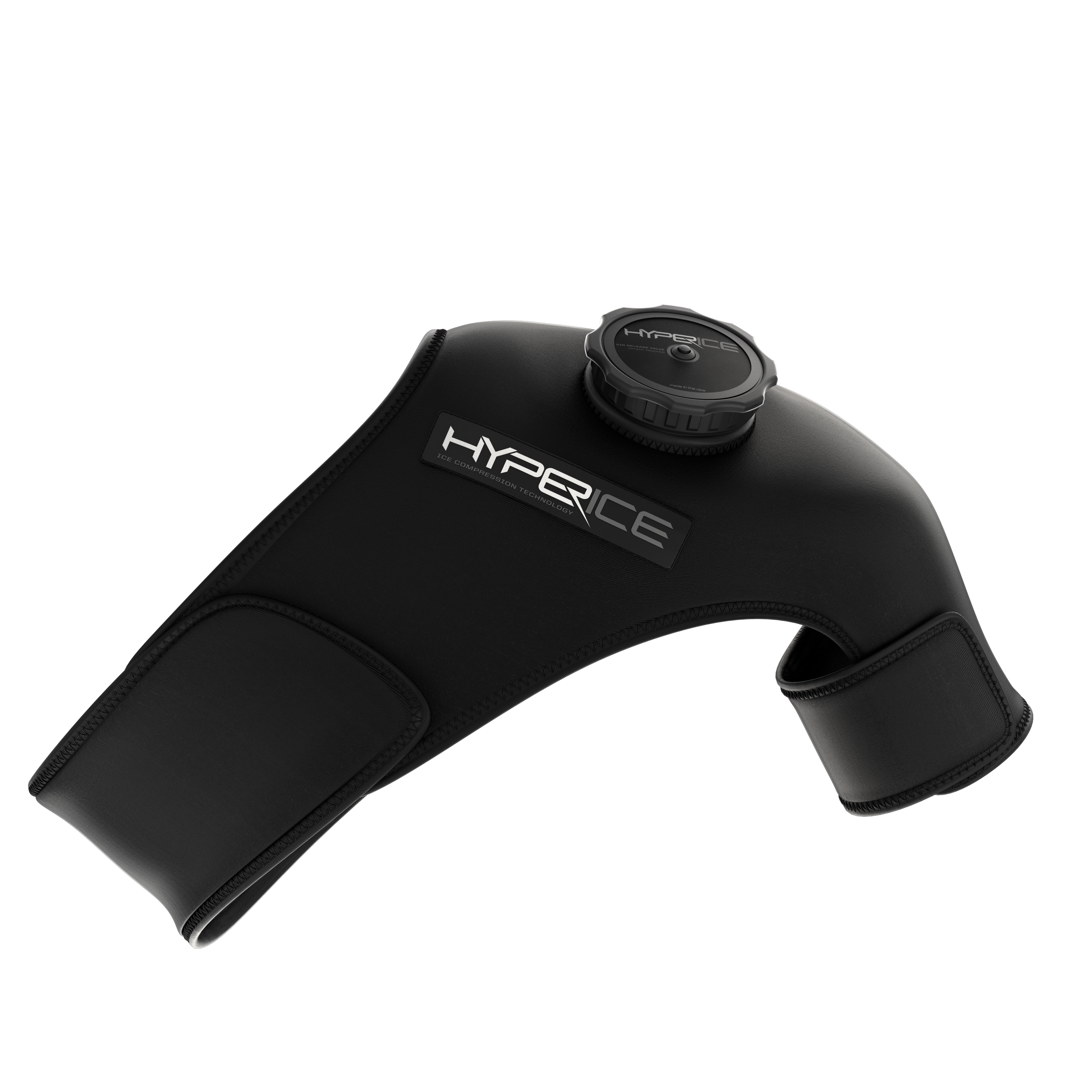 Hyperice - Eiskompresse Schulter schwarz